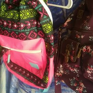 Handbags - Backpack and carry bag